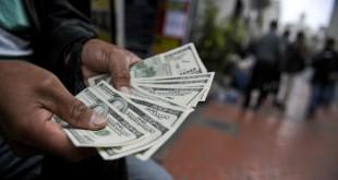کاهش قیمت دلار در بازار آزاد+جدول قیمتها