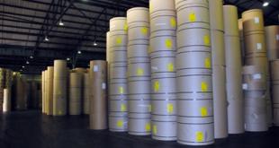 واردات 4 میلیون دلار کاغذ روزنامه در یک روز+نمودار