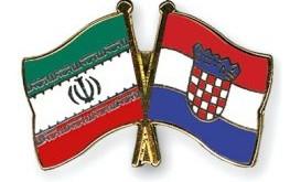 استقبال افخمیراد از هیات بلند پایه اقتصادی کرواسی